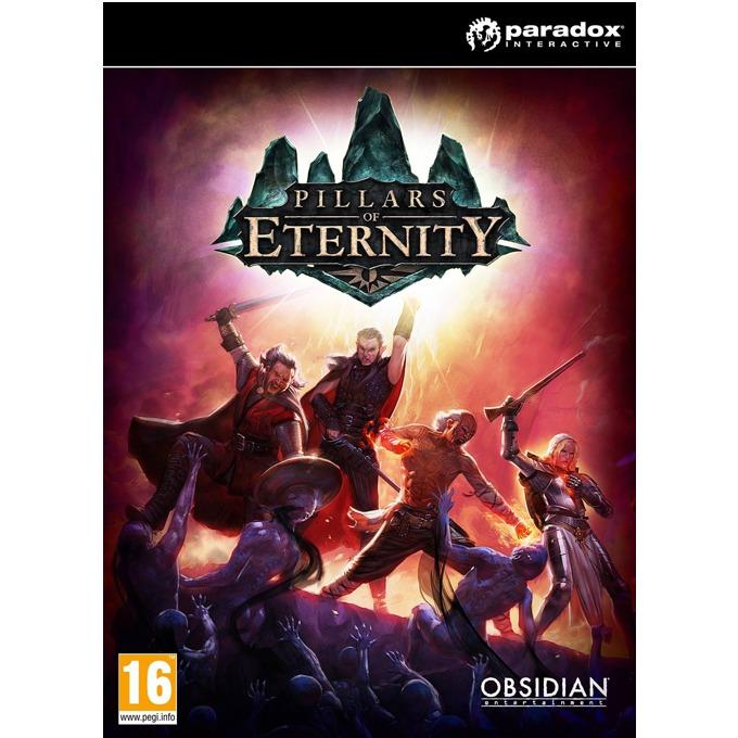 Игра Pillars of Eternity - Hero Edition, за PC image