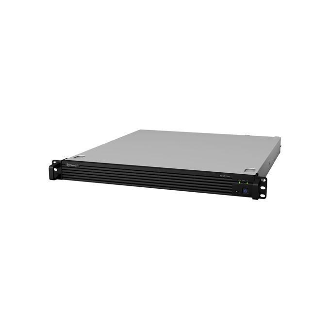 Мрежови диск (NAS) Synology RS10816xs+,четири-ядрен Intel Xeon E3 3.3 GHz, без твърд диск, 8 GB DDR3 ECC, USB 3.0 image