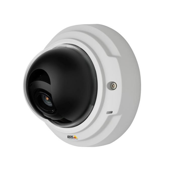 IP камера Axis P3364-V, 1MP, 1280x960@30fps, H.264, Lan100, Varifocal 3.3-12 mm, PoE image