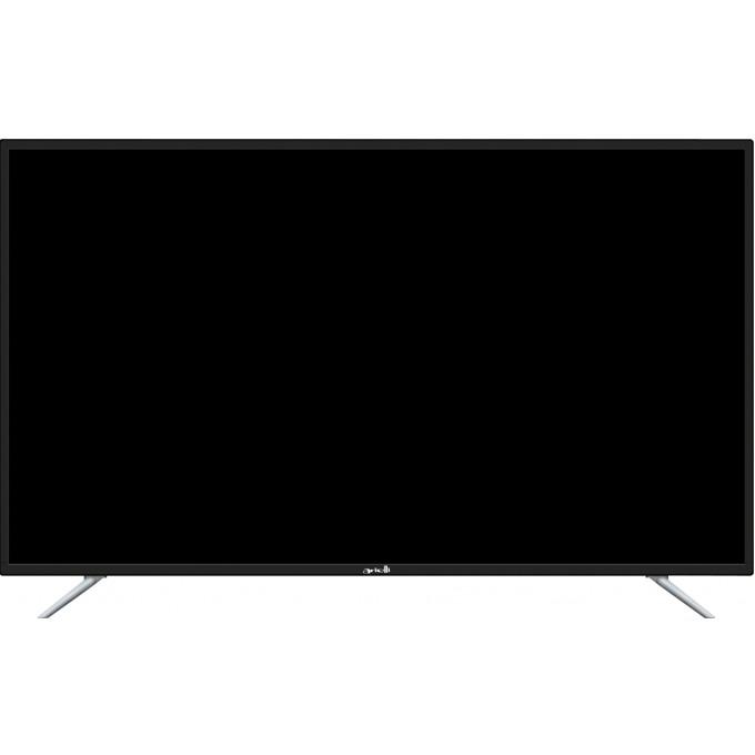 "Телевизор Arielli LED-50DN4A6, 50"" (127 cm) 4K LED Smart TV, DVB-T2C, Wi-Fi, 3x HDMI, 2x USB image"
