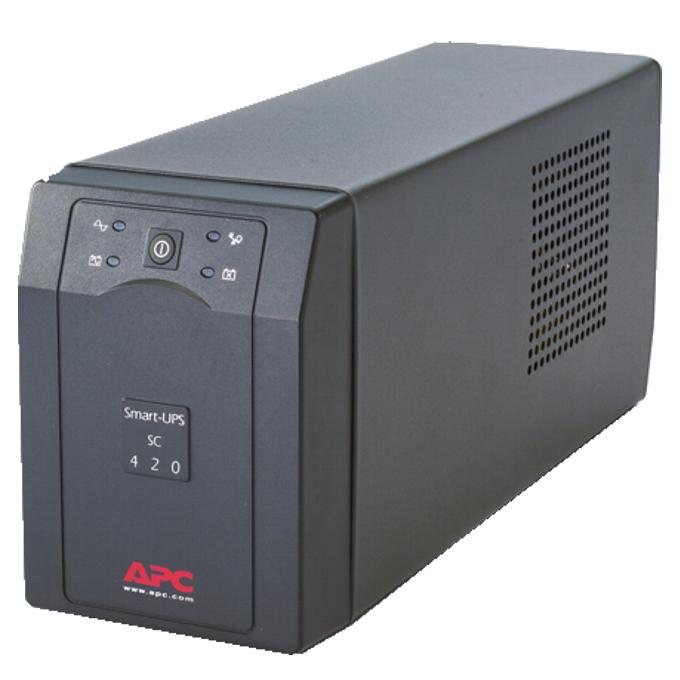 UPS APC 420VA Smart, 420VA/260W, Line Interactive image
