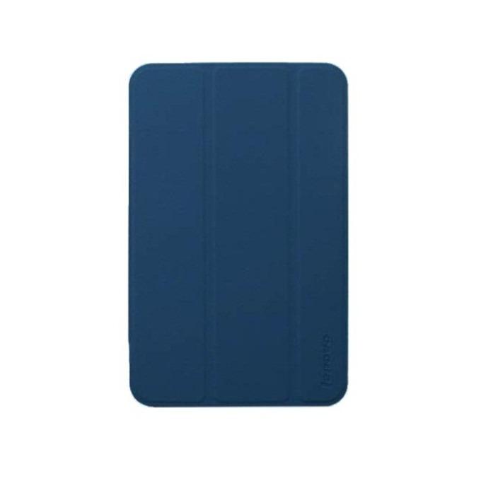 """Калъф за таблет Lenovo A7-50 Gift Package до 7"""" (17.78 cm), """"бележник"""", тъмно син image"""
