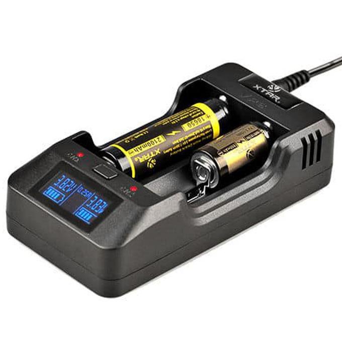 Зарядно устройство Xtar VP2 за Li-ion и LiFePO4 батерии image