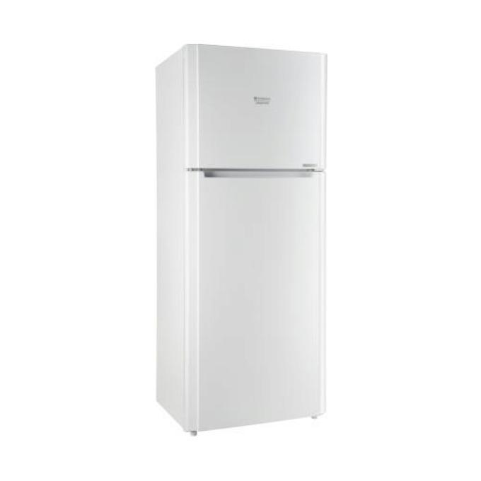 Хладилник с фризер Hotpoint Ariston ENXTM18211F, клас А+, 322 л. общ обем, свободностоящ, 337 kWh/годишно, ZeroZone, No Frost, бял image