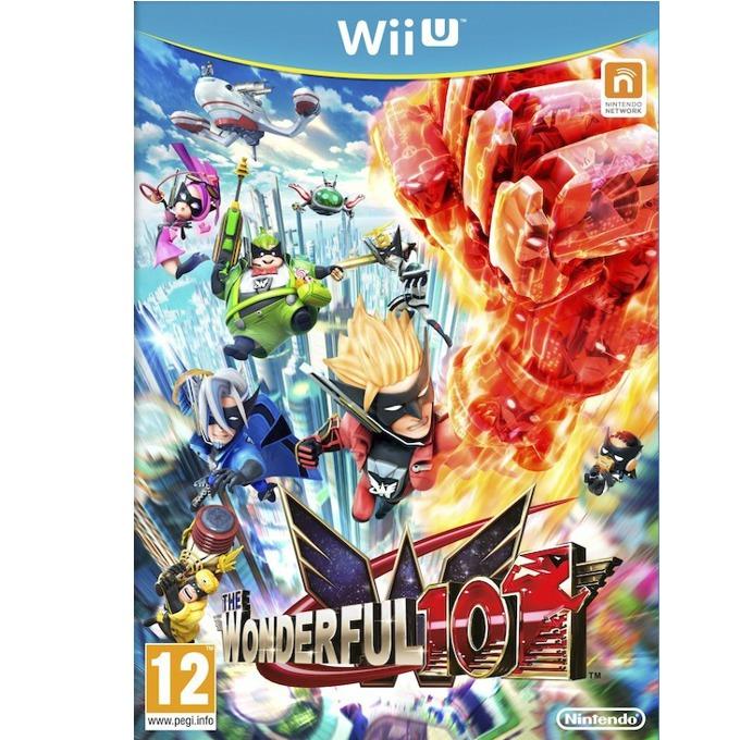 Игра за конзола The Wonderful 101, за Wii U image