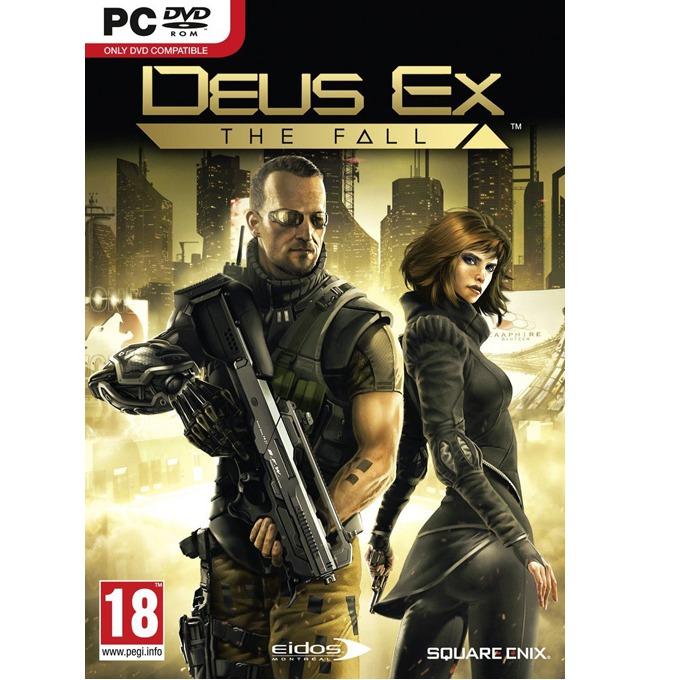 Игра Deus Ex: The Fall, за PC image