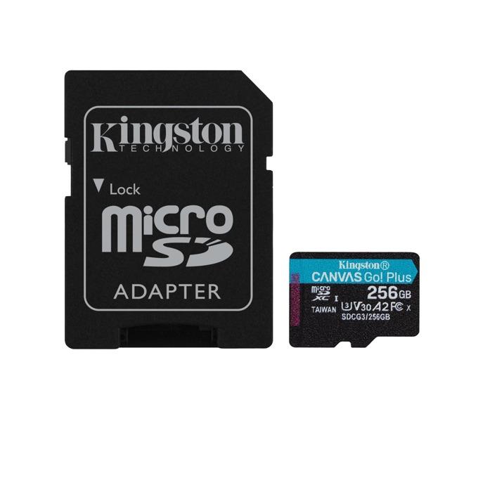Kingston Canvas Go! Plus, 256GB product