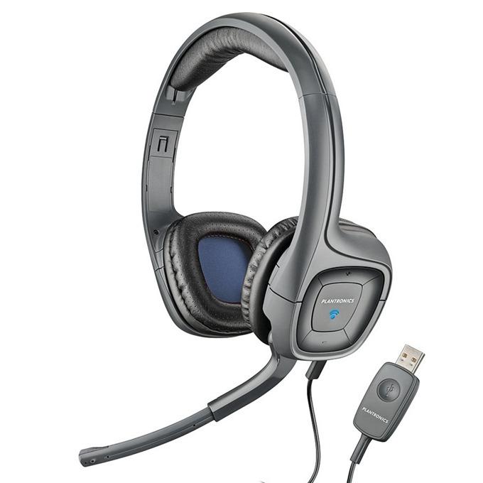 Слушалки Plantronics .Audio 655 DSP, микрофон, USB image
