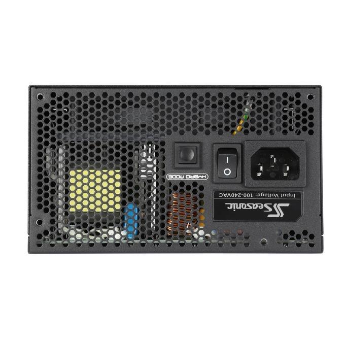 Захранване Seasonic Focus SSR-750PX Platinum, 750 W, Active PFC, 80+ Platinum, 120 mm вентилатор image