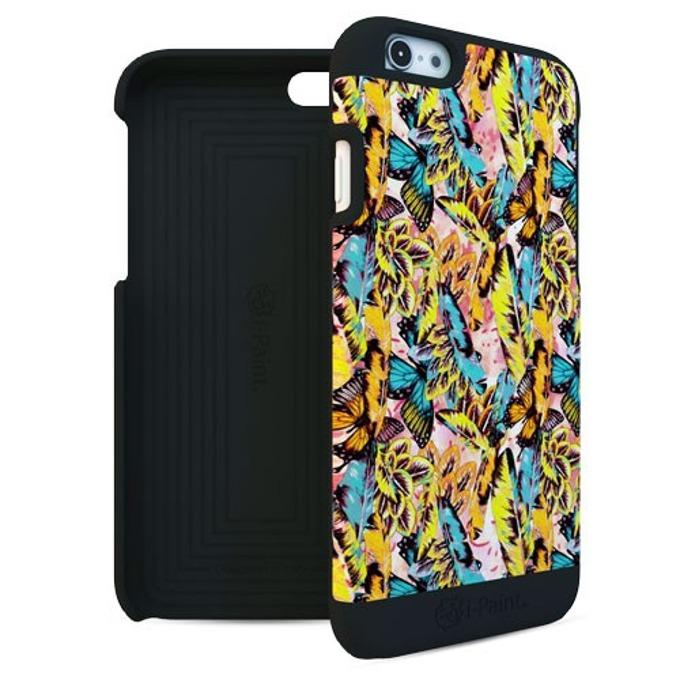 Протектор iPaint Butterfly SC Case за iPhone 6/6s image