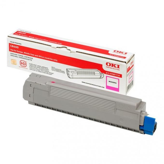 КАСЕТА ЗА OKI C 8600/8800 - Magenta - P№ 43487710 product