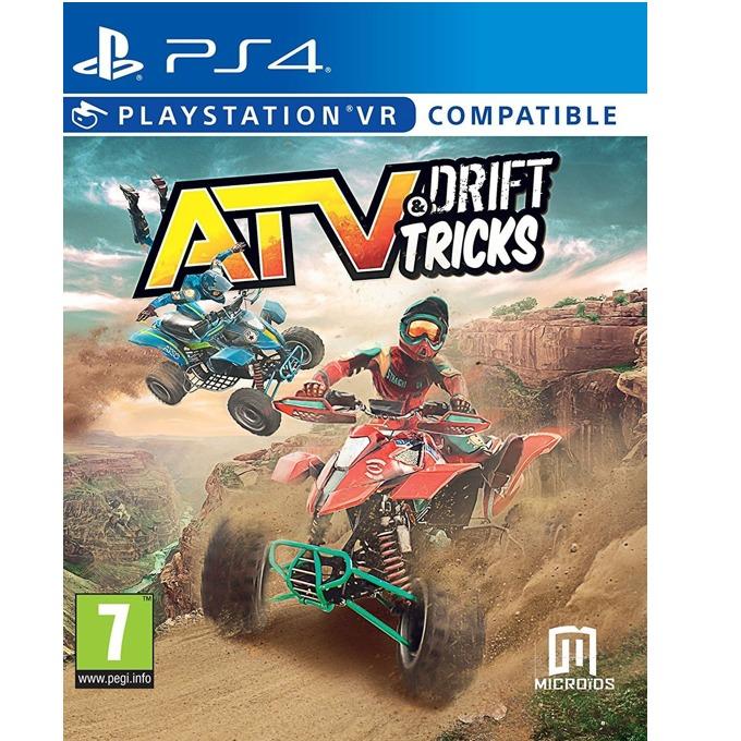 Игра за конзола ATV Drift and Tricks VR, за PS4 image
