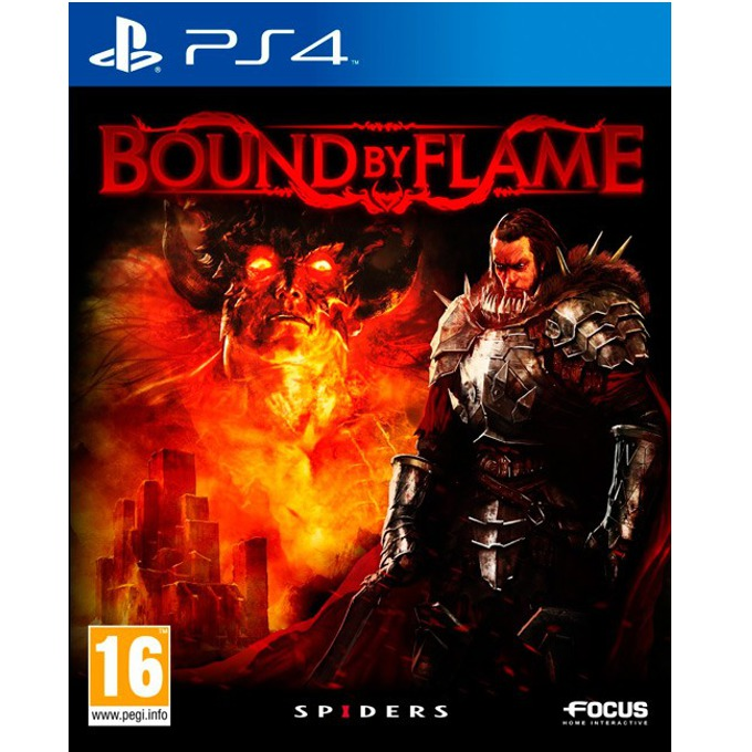 Игра за конзола Bound by Flame, за PS4 image