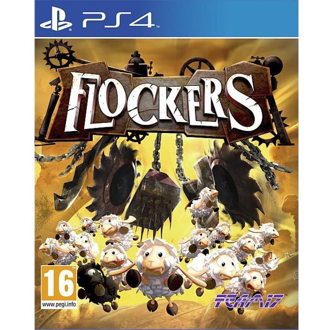 Игра за конзола Flockers, за PlayStation 4 image
