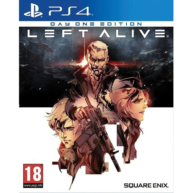 Left Alive - Day One Edition (PS4) product