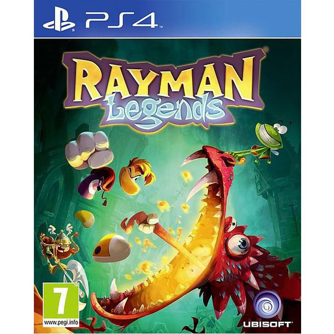 Игра за конзола Rayman Legends, за PlayStation 4 image