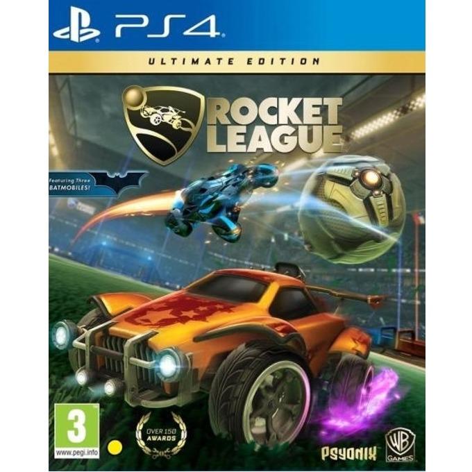 Rocket League - Ultimate Edition, за PS4 image