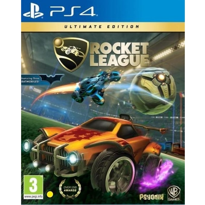 Игра за конзола Rocket League - Ultimate Edition, за PS4 image