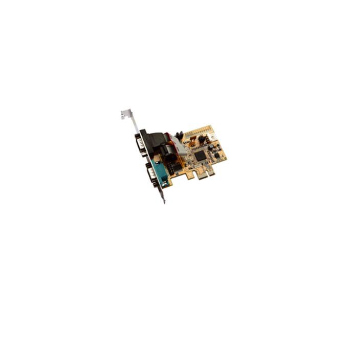 Контролер Estillo PCI-Express x1 към 2x RS232 + 1x Parallel Port image