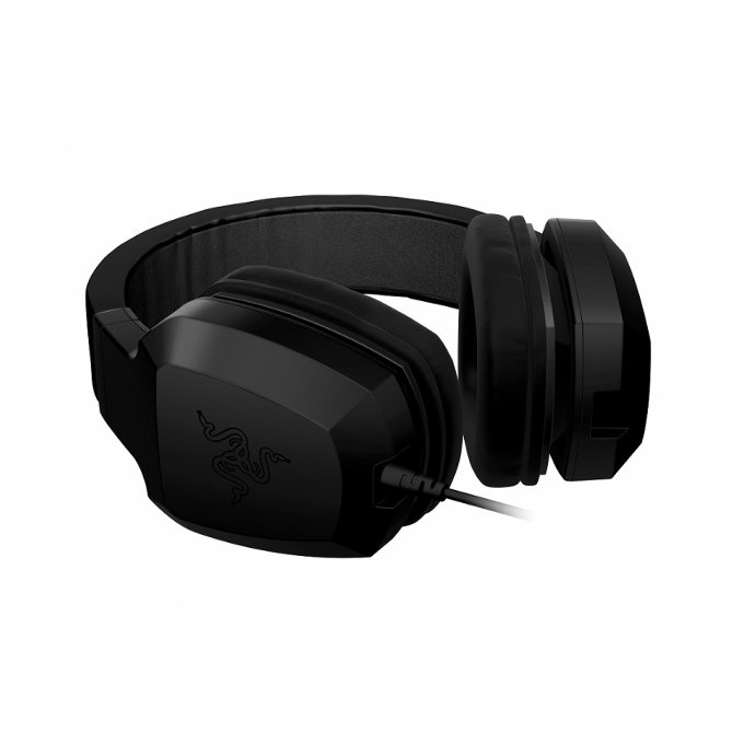 Слушалки Razer Electra, черни, микрофон image