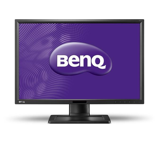 """Монитор 24"""" (60.96 cm) BenQ BL2411PT (9H.L99LA.RBE), IPS Panel, 5ms, 20000000:1, 300 cd/㎡2, DVI, Display port image"""