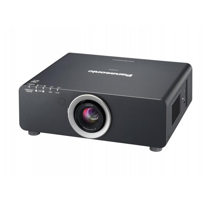 Проектор Panasonic PT-DZ870EKJ, DLP, WUXGA (1920x1200), 10 000:1, 8500 lm, LAN, HDMI, VGA, USB image