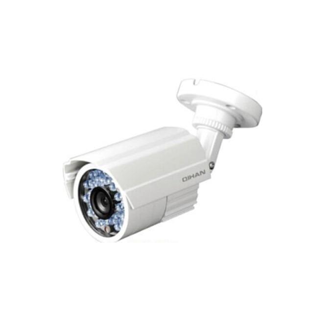 "Qihan QH-3139PHC-N, камера водоустойчива, 1/4"" HD CMOS, 1.0MP, 720P, 3.6mm, ИЧ-30 image"