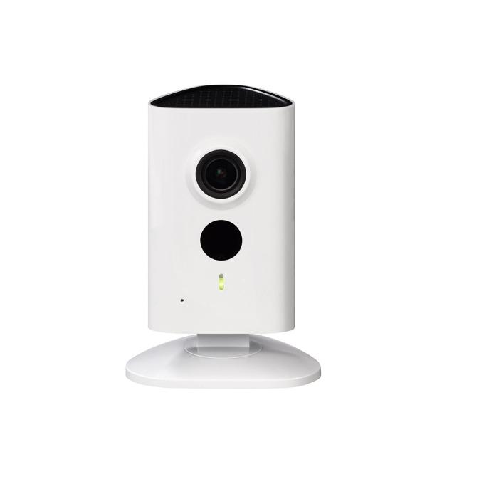 IP камера Dahua IPC-C35, портативна, 3 Mpix(2304×1296@25FPS), 2.3mm обектив, H.264/MJPEG, IR осветеност(до 10 метра), вътрешна, безжична Wi-Fi, microSD слот, микрофон image