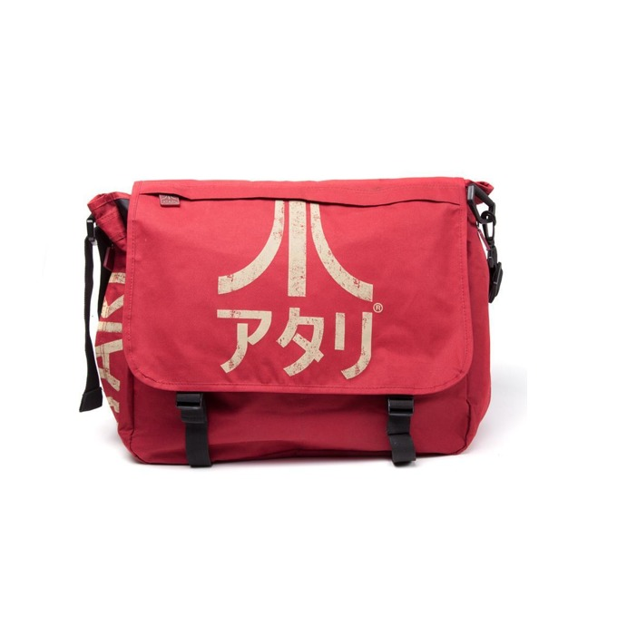 Чанта Bioworld Atari, червена image