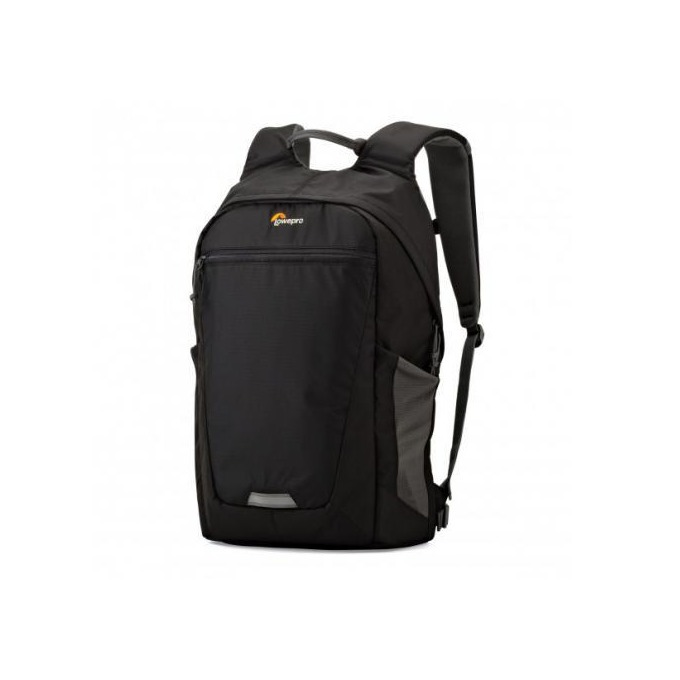 Чанта за фотоапарат Lowepro Photo Hatchback BP 250 AW II за SLR с обектив до 18-105мм фотоапарати, полиестер, черна image