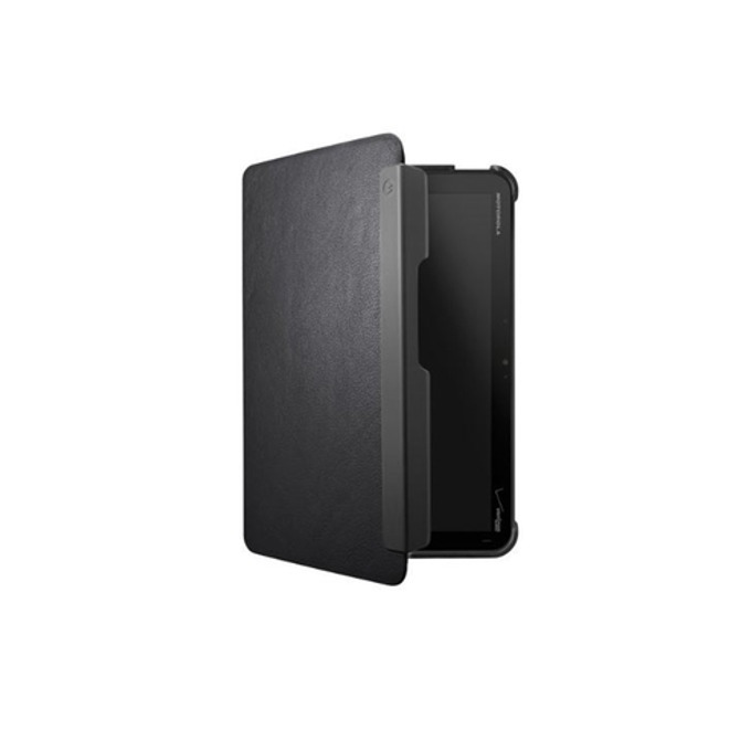 Калъф за таблет Motorola, Portfolio Case за Motorola XOOM, бележник, черен image