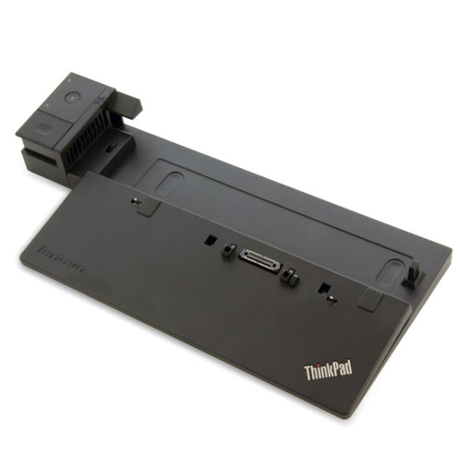 Lenovo Docking Station (40A10065EU) 65W, USB, DVI, DisplayPort, Stereo/Mic, Gigabit Ethernet image