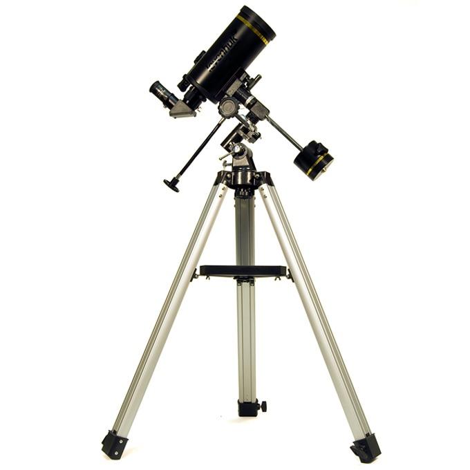 Телескоп Levenhuk Skyline PRO 90 MAK, 125х оптично увеличение, 90 mm диаметър на лещата, 1250 mm фокусно разстояние image