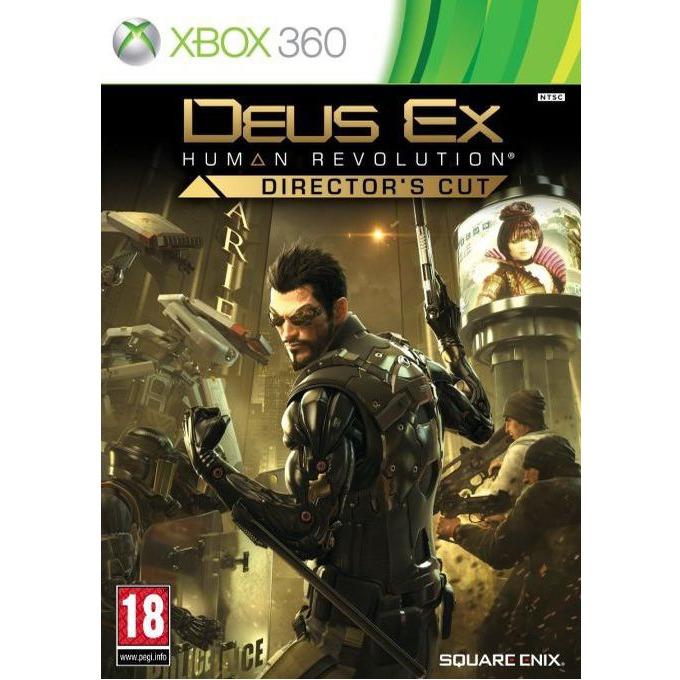 Deus Ex: Human Revolution Directors Cut, за XBOX360 image