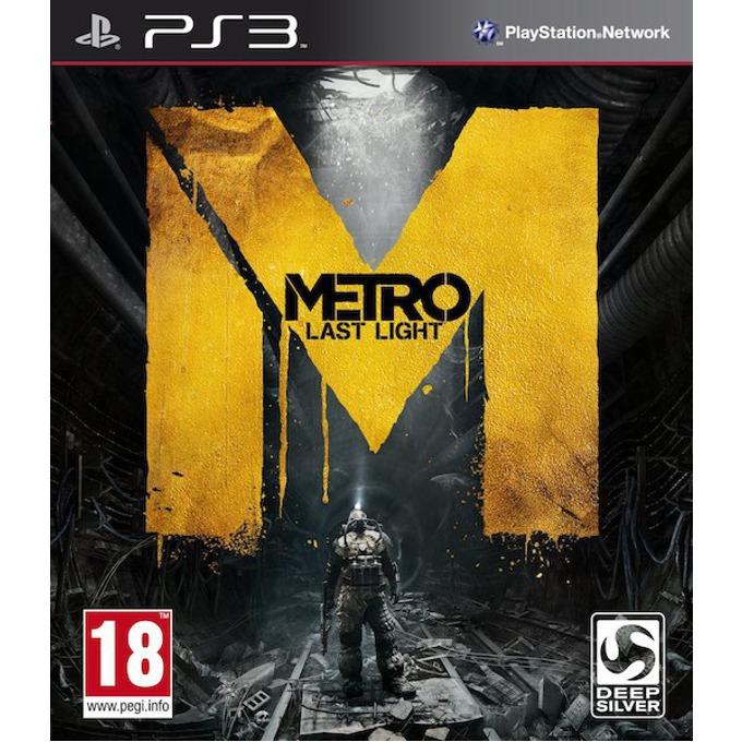 Игра за конзола Metro: Last Light, за PlayStation 3 image