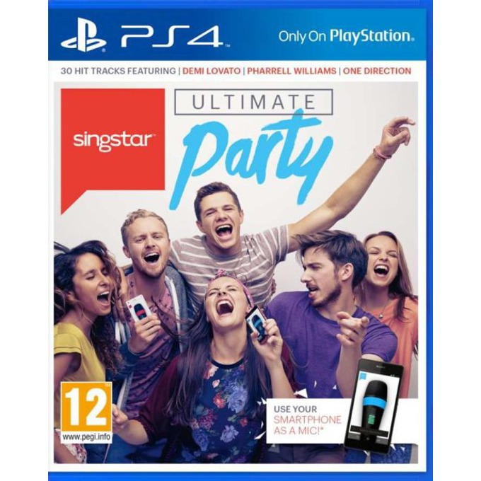 Игра за конзола SingStar: Ultimate party, за PlayStation 4 image