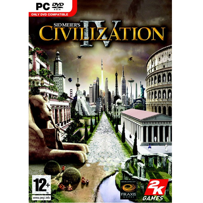 Игра Civilization IV, за PC image