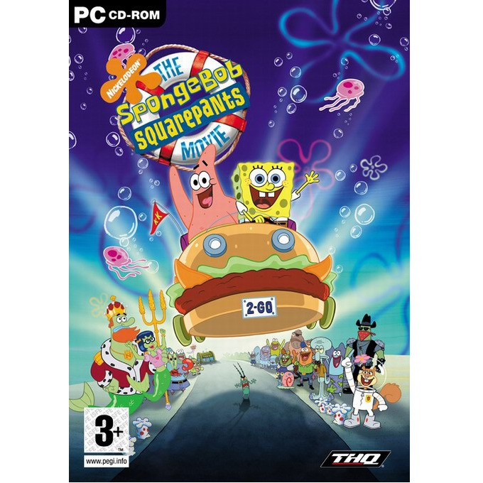 SpongeBob SquarePants: The Movie, за PC image
