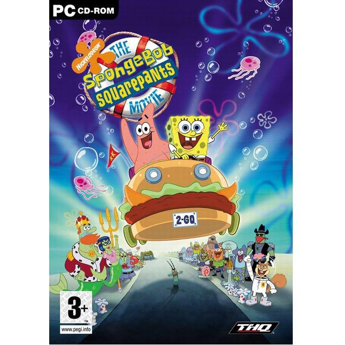 Игра SpongeBob SquarePants: The Movie, за PC image