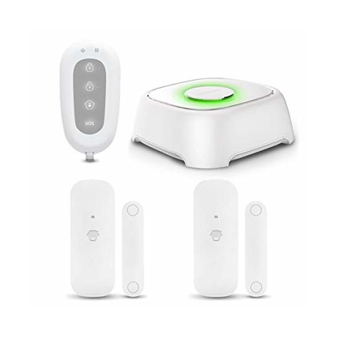 Смарт алармена система Smanos Smanos, LAN, Wi-Fi, бяла image