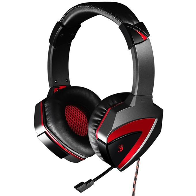 Слушалки A4Tech Bloody G501, микрофон, USB image