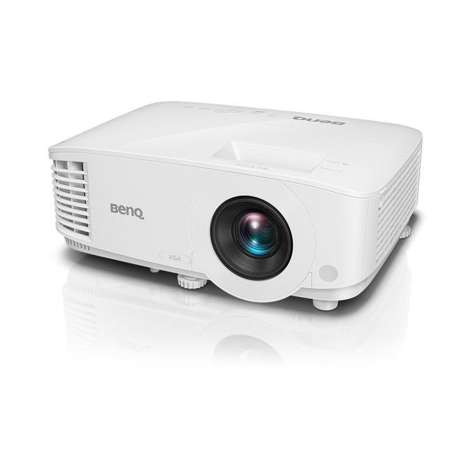 Проектор BenQ MX611, DLP, XGA (1024x768), 20 000:1, 4000 lm, 2x HDMI, 1x VGA, 1x USB A, 1x USB mini B image
