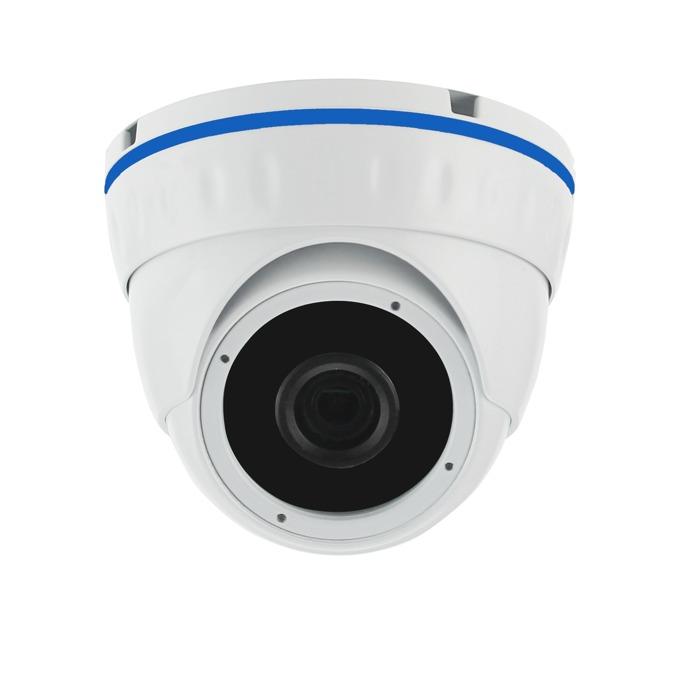 AHD камера Longse LIRDNHTC130J, куполна, 1.3 Mpix (1280x960@25FPS), 3.6mm обектив, IR осветеност (до 20 метра), вандалоустойчива image