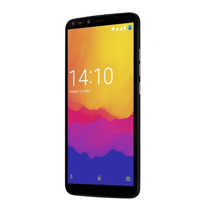 "Смартфон Prestigio Grace B7 LTE (черен), поддържа 2 sim карти, 5.7"" (14.48 cm) HD IPS дисплей, четириядрен 1.3 GHz процесор, 2GB RAM, 16GB Flash памет(+microSD слот), 13 Mpix & 5.0 Mpix камера, Android 7, 167g image"