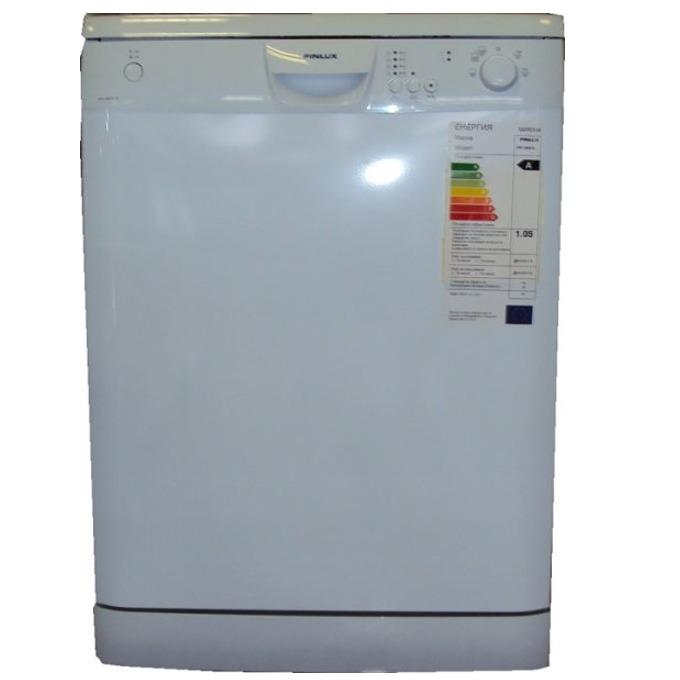 Съдомиялна Finlux DFX 1460A W, клас A+, 12 комплекта, 5 програми, 4 температури, ниво на шума до 47dB, бяла image