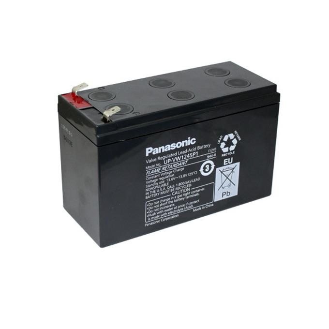 Акумулаторна батерия Panasonic 12V, 7.8Ah, 6-9 години живот image