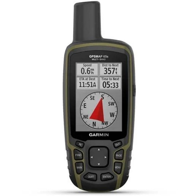 Garmin GPSMAP 65 010-02451-01