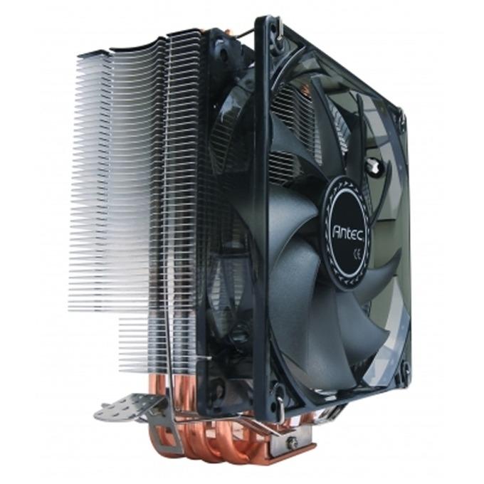 Охлаждане за процесор Antec C400, съвемсестимост с Intel 1151/1150/1155/1156/1356/2011/V & AMD FM2+/FM2/FM1/AM3+/AM3/AM2+/AM2 image