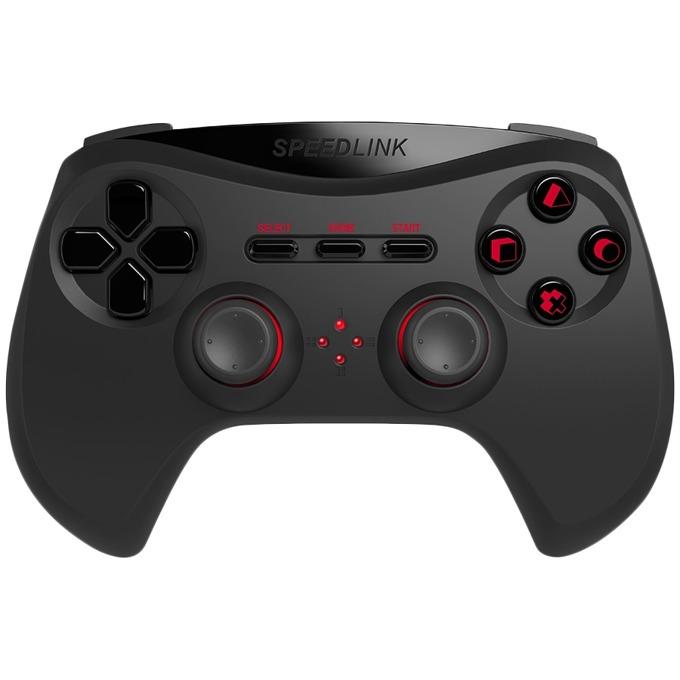Геймпад Speedlink Strike NX, безжичен, черен, за PS3 image