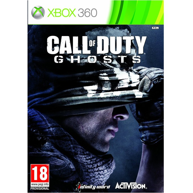 Call of Duty: Ghosts, за XBOX360 image